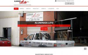 Carpintería Metálica Aluminios Lito By DWPymes