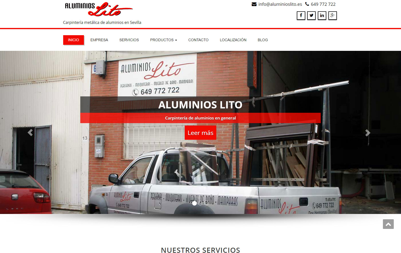 Aluminios Lito