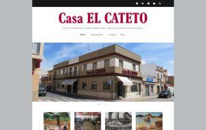 Portafolio de trabajos realizados en DWPymes Bar Casa EL CATETO