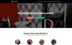 Peluquería Dani Vera Pelukero's By DWPymes