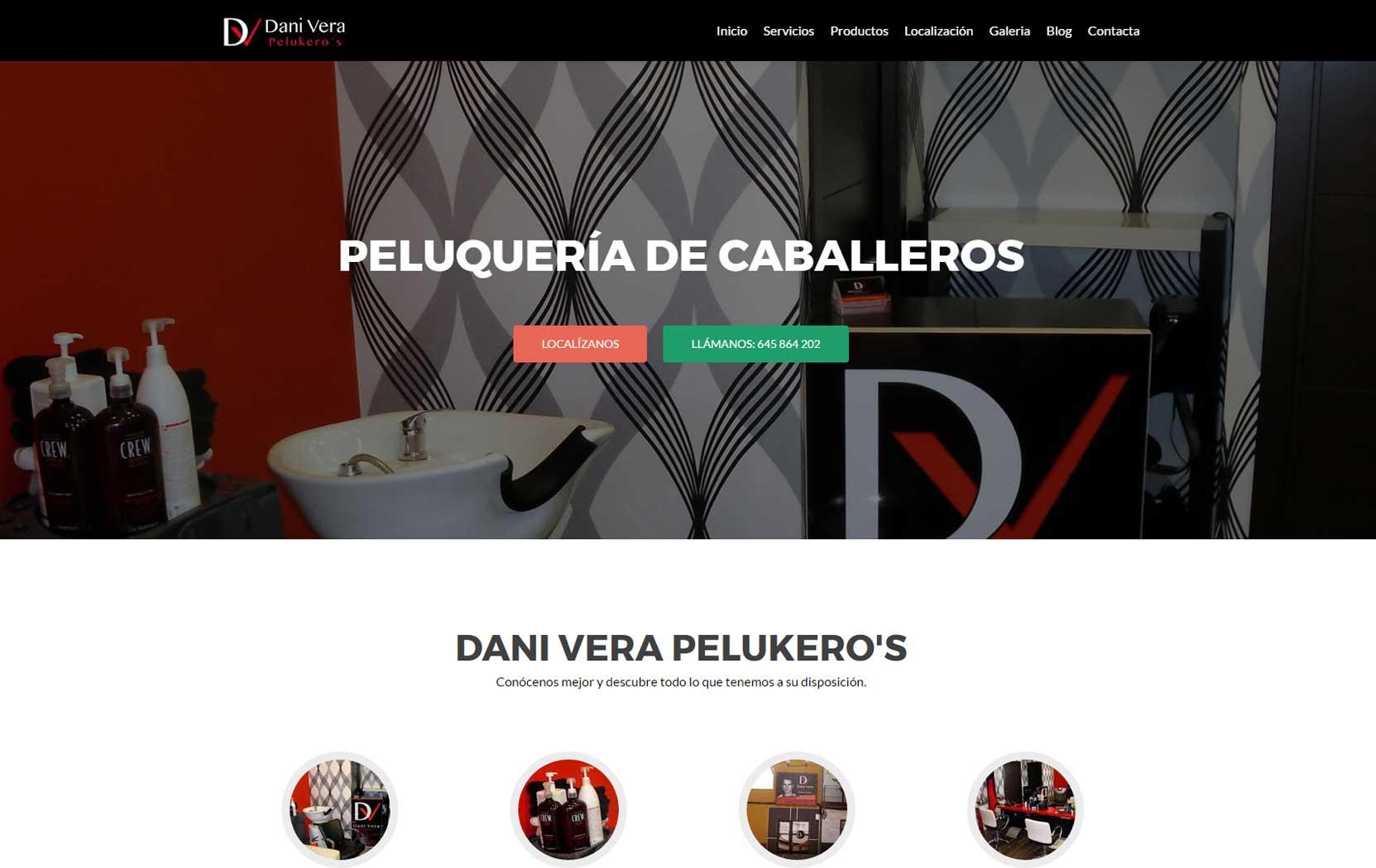 Dani Vera Pelukero's