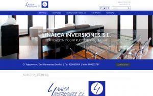 Construcciones Linalca Inversiones By DWPymes